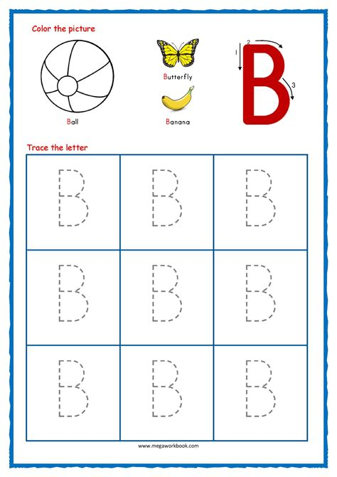 printable worksheets alphabet tracing letter worksheets