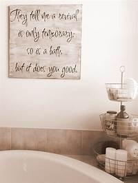 bathroom wall decor ideas Pin by Alexis Kole on House Ideas | Pinterest