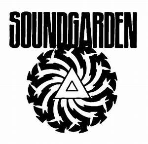 Soundgarden | My Favorite Metal Logos | Pinterest