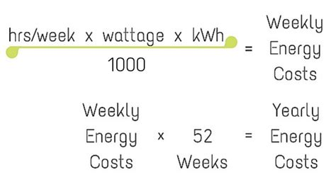 best 28 electricity cost formula rules regarding the