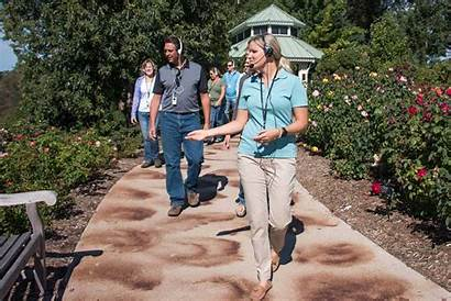 Tour Guide Jobs College Students Walking Summer