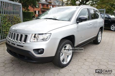 jeep compass limited sunroof 2011 jeep compass limited 4x2 leather sunroof 2 0i car