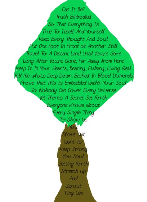 Tree Shape Poem Template by Search Results For Tree Shape Poem Template