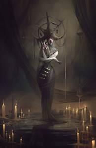Morbid Fantasy • Shaman – fantasy/horror character concept ...