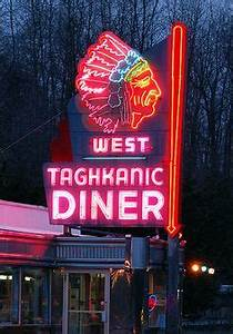 Diners 50s diner and Neon on Pinterest