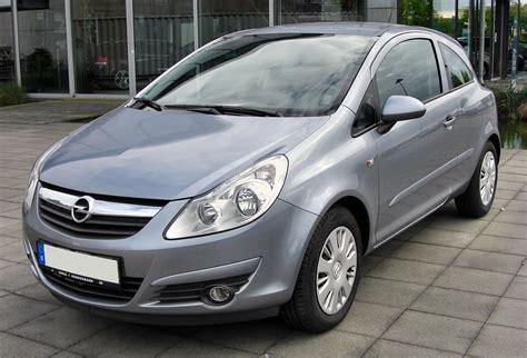 Opel Corsa D  Wikipedia, Den Frie Encyklopædi