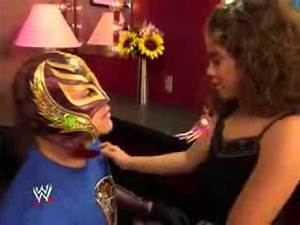 Aalyah, Dominick, and Rey Mysterio - For The Longest Time ...