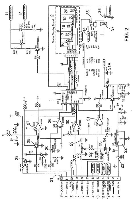 ricon lift wiring diagram 25 wiring diagram images