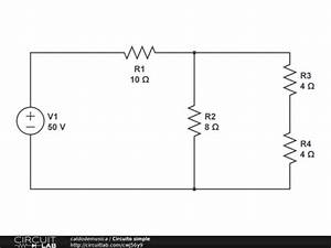 Circuito simple circuitlab for Circuitsimulator