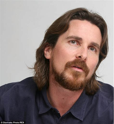 Christian Bale Droped Lbs For The Machinist Due