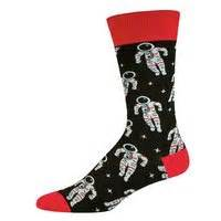 Science & Space Socks - Novelty Socks / Men's