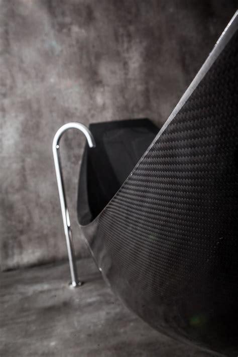 carbon fiber bathtub vessel carbon fiber bathtub by splinter works design is