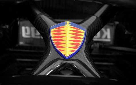 koenigsegg logo meaning  history koenigsegg symbol