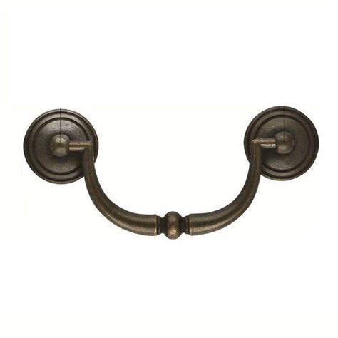hickory hardware bail cabinet pull hickory hardware 3 1 4 in windover antique furniture bail