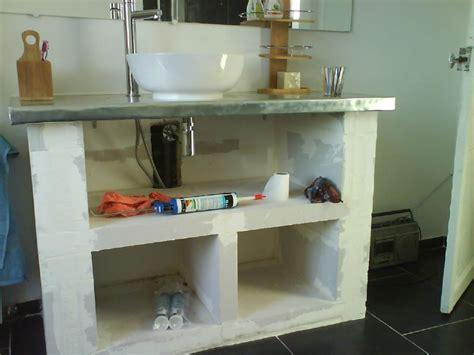 mon chez moi cr 233 ation d un meuble de salle de bains avant apr 232 s c comme creation