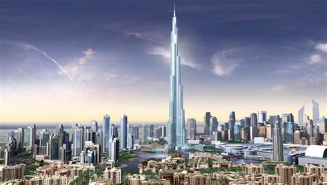Burj Dubai Tallest Building In The World The Inspiration