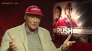 James Hunt Film : niki lauda talks rush movie 2013 niki lauda interview on james hunt f1 2013 carjam tv hd youtube ~ Medecine-chirurgie-esthetiques.com Avis de Voitures
