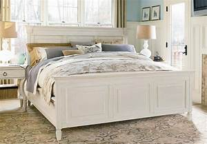 Universal, Furniture, Summer, Hill, 4pc, Panel, Bedroom, Set, In