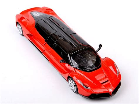 This Ferrari LaFerrari Stretch Limo Scale Model Could Be ...