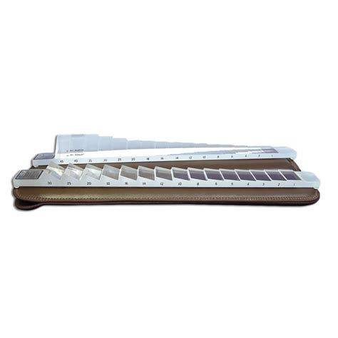 Complete Bar by Complete Vertical Horizontal Prism Bar Set Ophthalmic