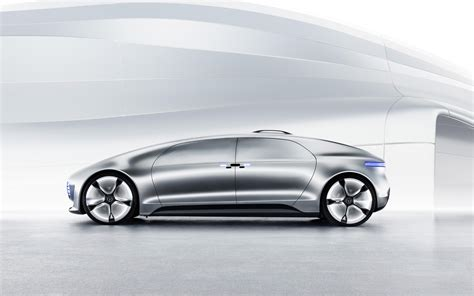 2018 Mercedes Benz F 015 Luxury In Motion Studio 3