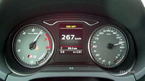 audi  sedan  acceleration   kmh top speed