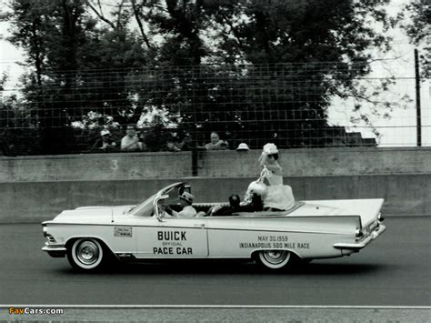 Buick Electra 225 Convertible Indy 500 Pace Car 1959 ...