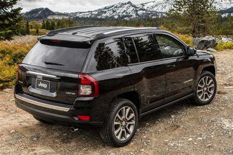 2014 Jeep Compass Reviews And Rating