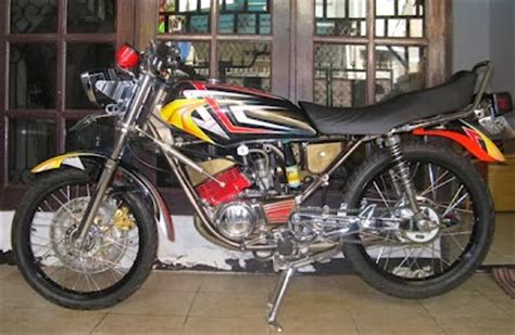 Yamaha Rx Spesial Modifikasi by Modifikasi Motor Yamaha 2016 Modifikasi Motor Yamaha Rx