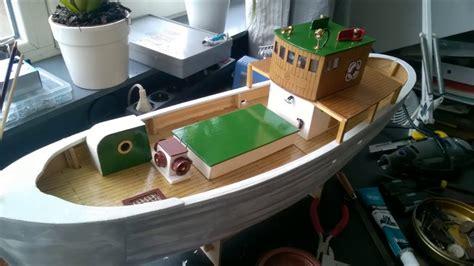 Fishing Boat Artur by Igra Model Fishing Boat Artur