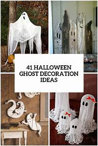 28, Halloween, Ghost, Decorations, For, Indoors, And, Outdoors