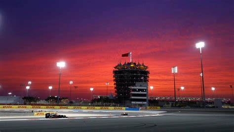 Bahrain to host F1 double header as the penultimate venue ...