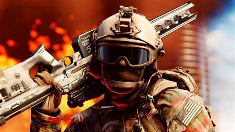 Battlefield 4 Recon Sniper Wallpapers Hd Wallpapers Id