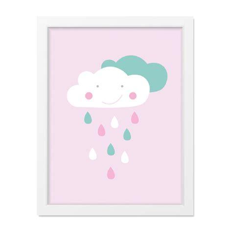Ikea Kinderzimmer Poster by Kinderzimmer Rosa Poster Wolke F 252 R Dein M 228 Dchenzimmer