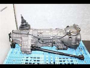 Jdm Nissan Skyline R34 Gtr Getrag 6speed Awd Gearbox