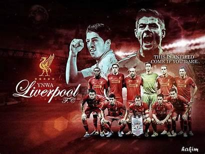 Liverpool Fc Squad Wallpapers Football Desktop Wallpup