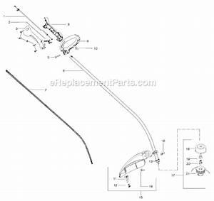 Weedeater Featherlite Xt260 Parts Diagram