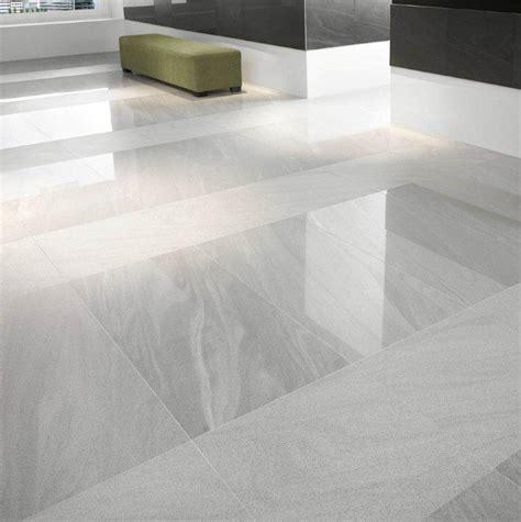 24x24 white porcelain tile gres polerowany impregnacja podłogi 3843