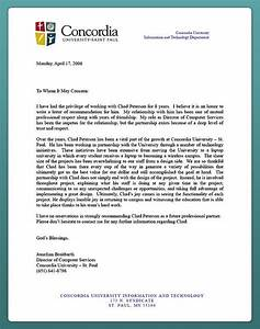 recommendation letter for university admission from With letter of recommendation template for college admission
