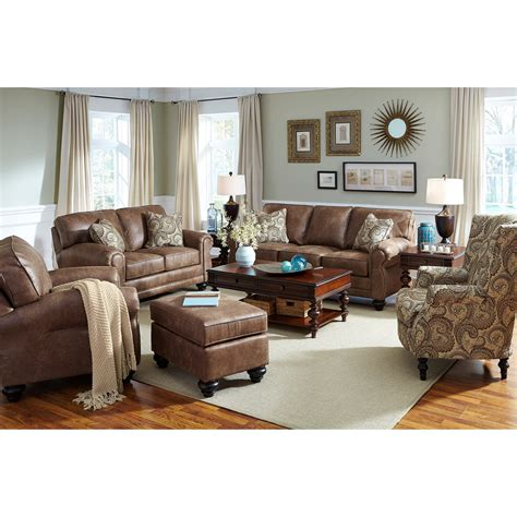 Living Room Furnishings by Best Home Furnishings Fitzpatrick Living Room