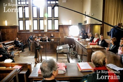 cour d assises metz r 233 gion affaires dils silence on tourne