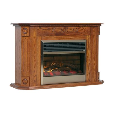 heritage fireplace mantel amish handcrafted solid