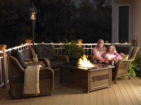 patio furniture pit table set pit design ideas