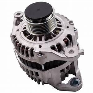 Alternator For Nissan Navara D22 4wd Engine Zd30eti 3 0l