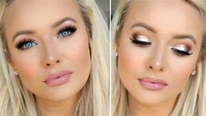 Prom Makeup Tutorial 2017 - YouTube