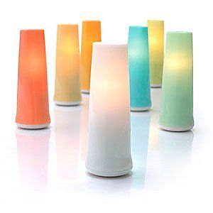 Oxo Candela Glow by The Oxo Candela Glow Colored Top Quickly Transforms A