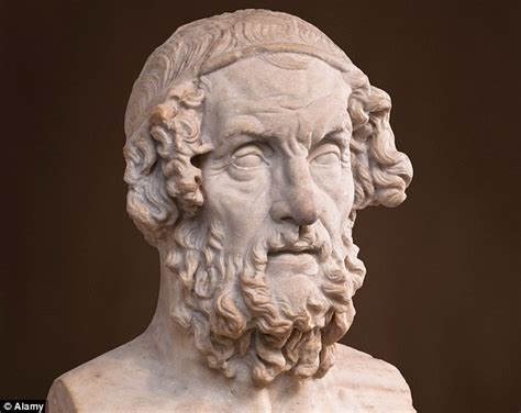 People And Places The Ancient Greek Poet Homer Was Not A