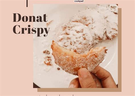 Lihat juga resep donut isi coklat lumer enak lainnya. Resep Donat Crispy Simple (ala ala dokrezz) oleh Tiara Angelica - Cookpad