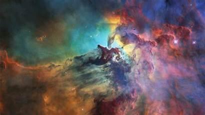 4k Nebula Lagoon Galaxy Wallpapers Colorful Space