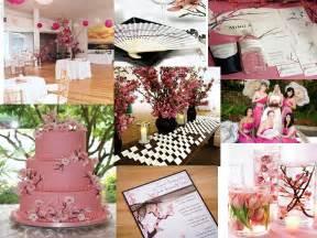 themed wedding wedding themes wedding style cherry blossom wedding theme